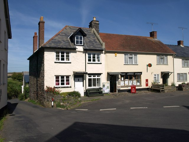 Post office, Drewsteignton