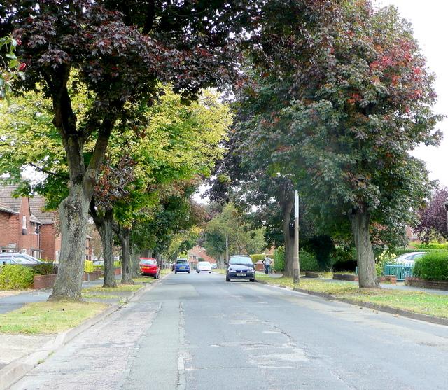 Fairfield Road, Evesham