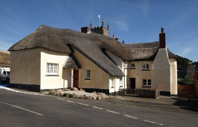 Glebe Cottages, Drewsteignton