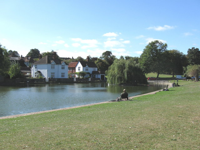 Doctor's Pond ,  Great Dunmow, Essex