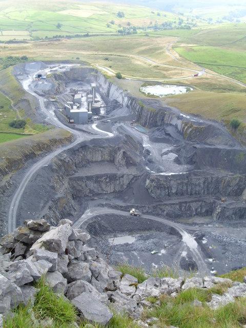Dry Rigg Quarry