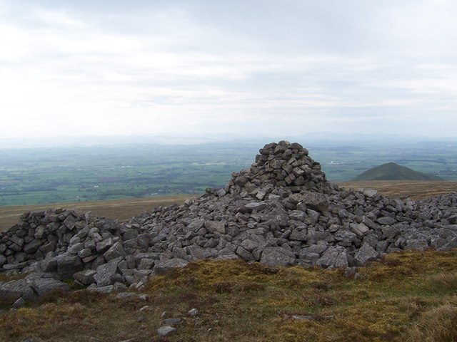Cairn on Backstone Edge