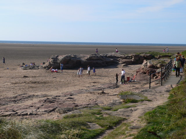 Red Rocks, Hoylake