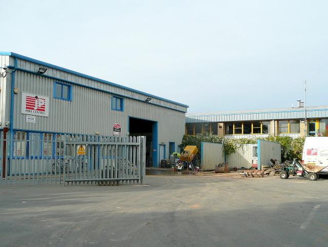 Industrial unit, Gannaway Lane, Tewkesbury