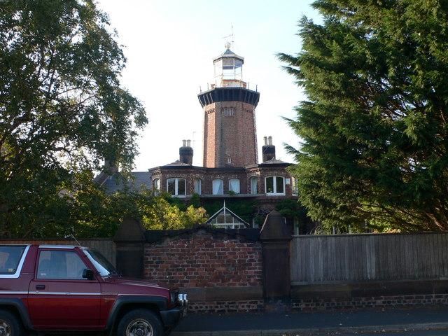 Original Hoylake Lighthouse