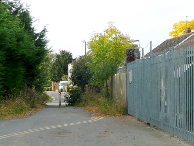 Gannaway Lane, Tewkesbury