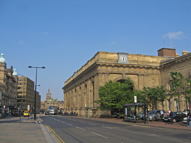 Central Station, Newcastle upon Tyne