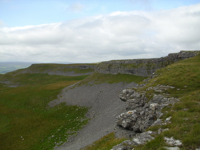 Long Scar, Moughton