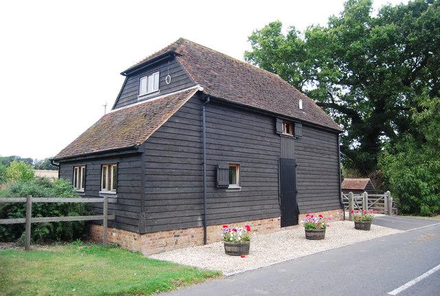 Selby's Barn, Leigh Rd
