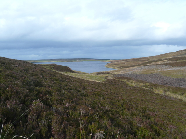 Loch of the Yarrows.