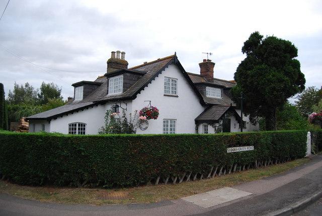 Fir Tree Cottage, Stock Green Rd