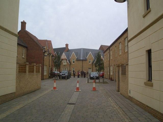Upton housing