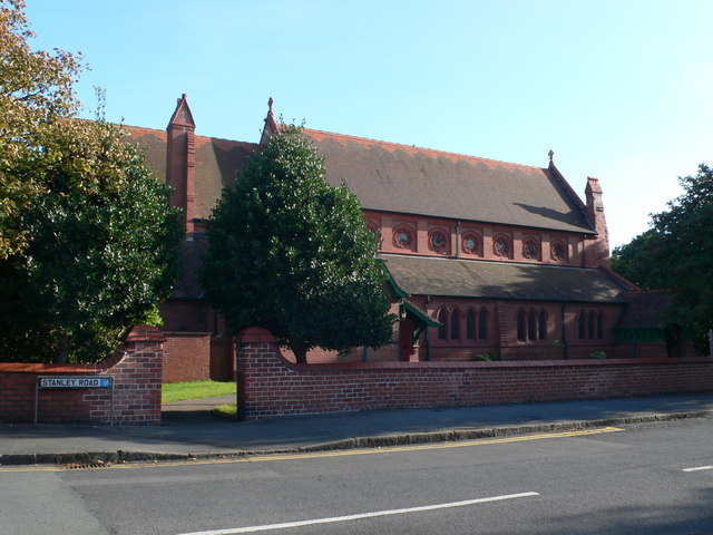 Church of St Hildeburgh, Hoylake