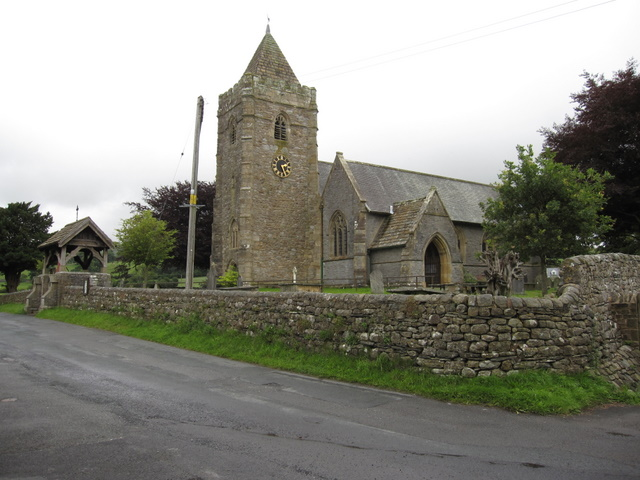 St Oswald's, Thornton in Lonsdale