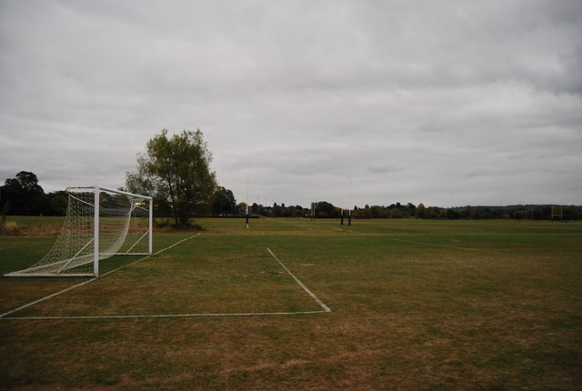Football Pitch, Tonbridge Recreation Ground