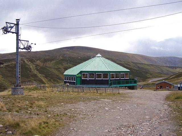 Cairnwell Cafe, Glenshee Ski Centre