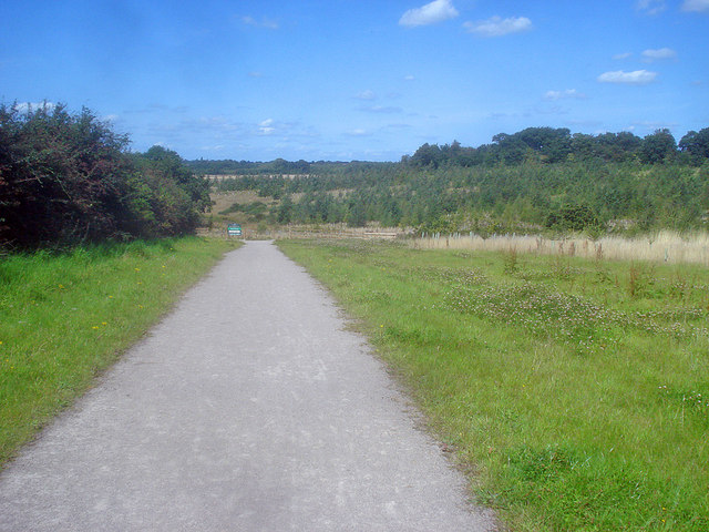 Path near Hill Farm