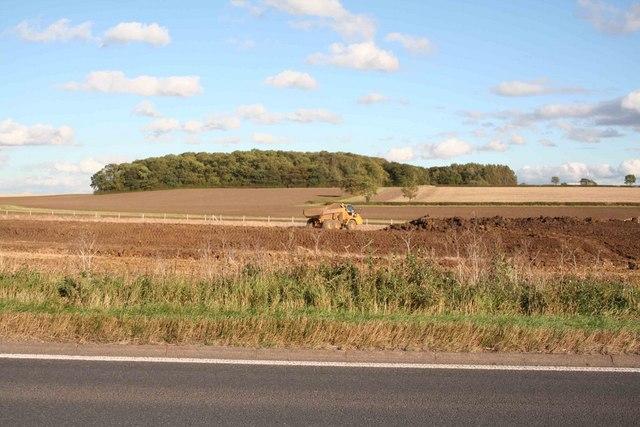 A46 roadworks