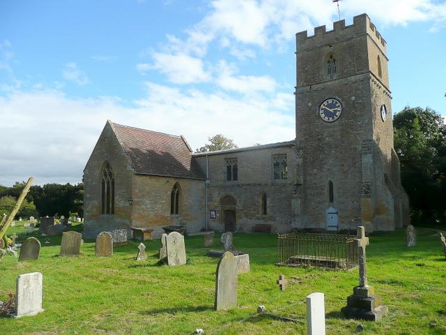 St. Peter's church, Dumbleton