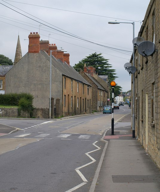 South Street, Crewkerne