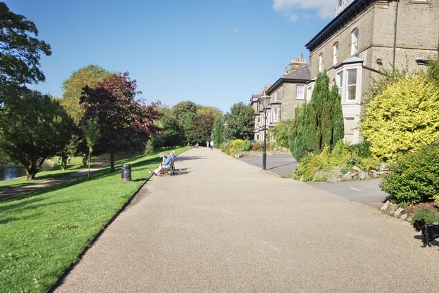 Broad Walk, Buxton