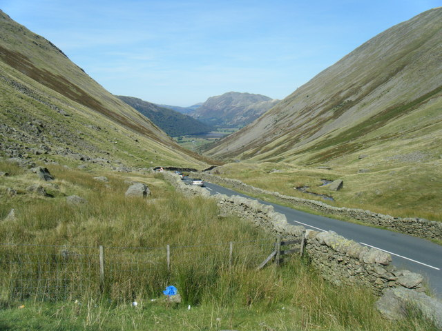 A592 Kirkstone Pass