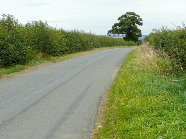 Road to Wormington