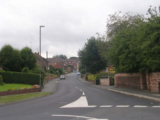 Old Road - New Village Way
