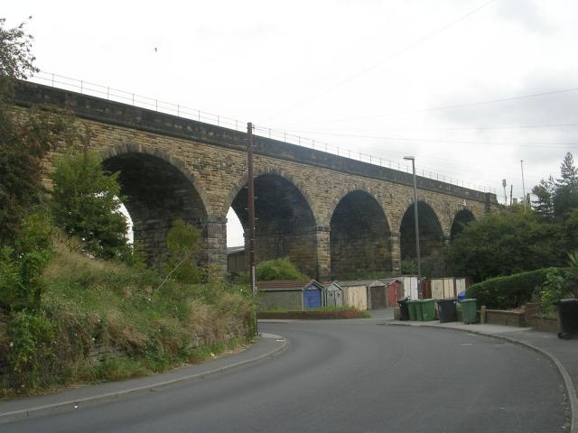 Railway Bridge - Old Road