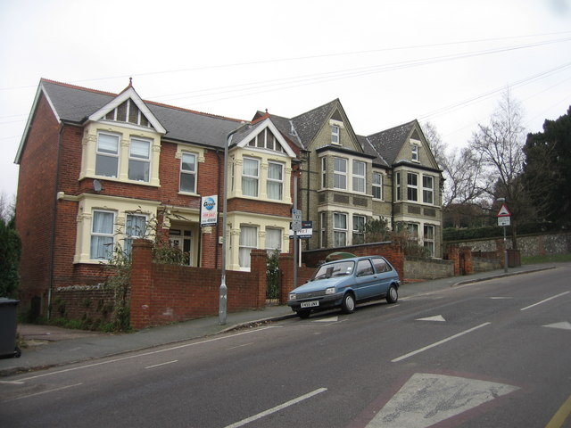 Houses on Priory Road