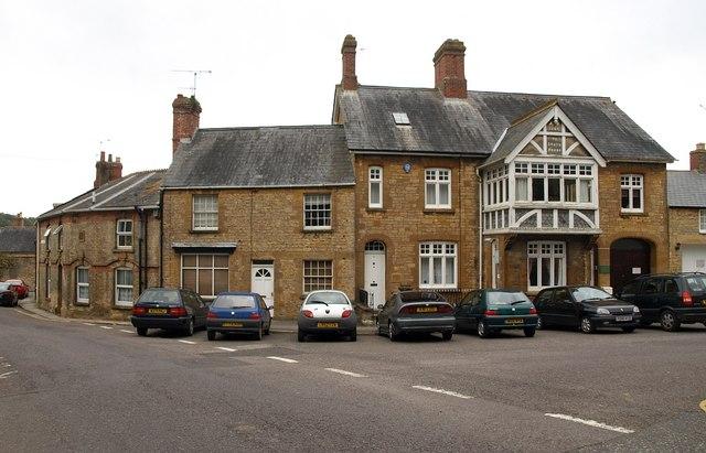 Court Barton, Crewkerne
