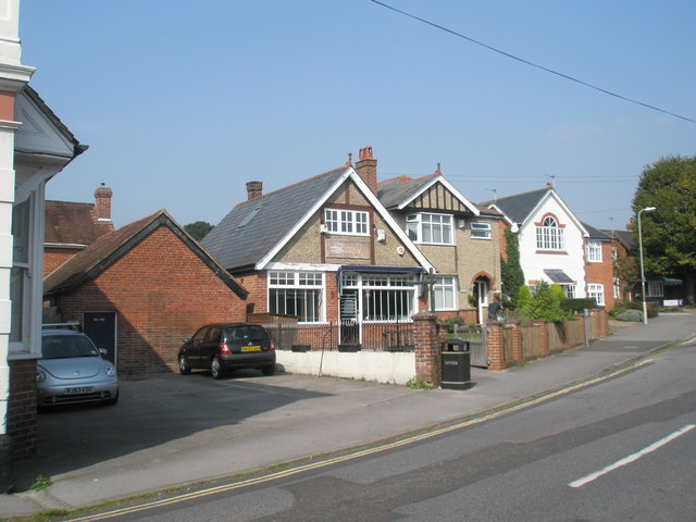 Houses in Station Road