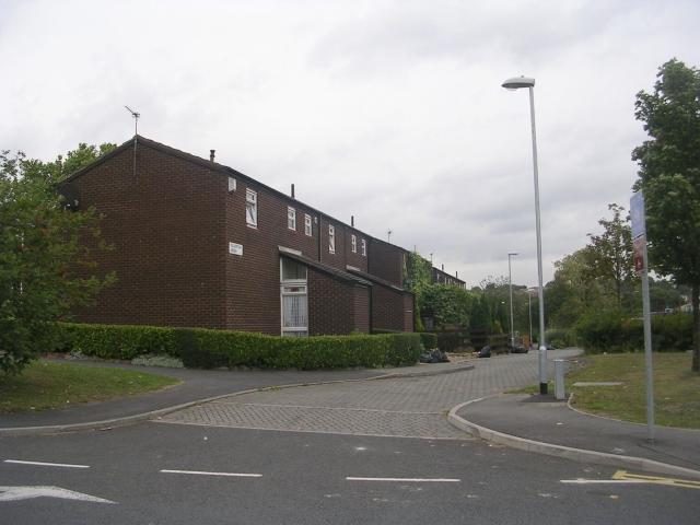Dulverton Green - Cottingley Drive