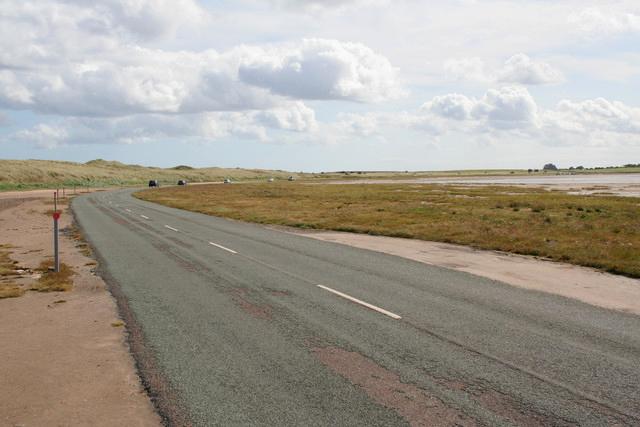 Road to Lindisfarne