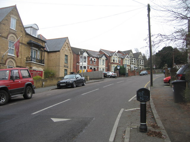 Priory Road - High Wycombe