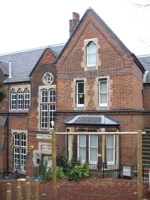 Hamilton Primary School