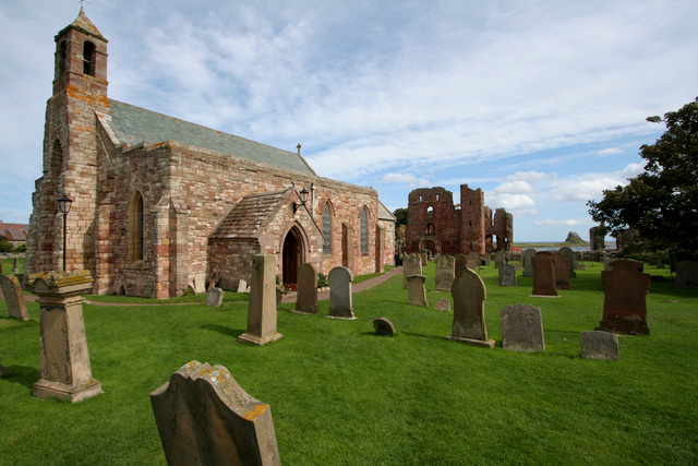 Church of St Mary the Virgin, Lindisfarne