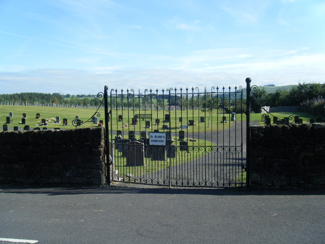 St Blane's Cemetery