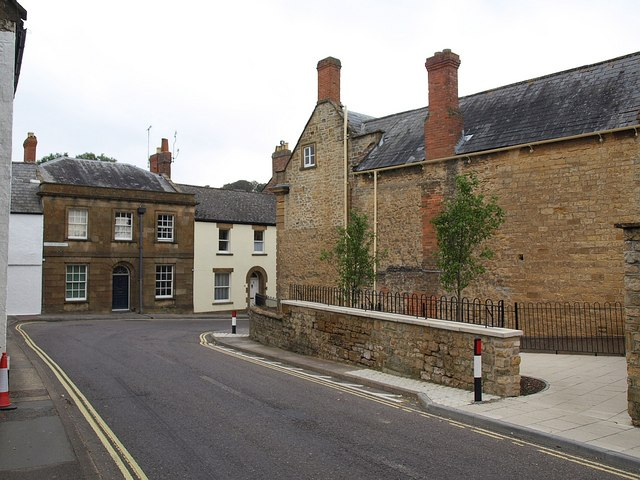 Church Street, Crewkerne