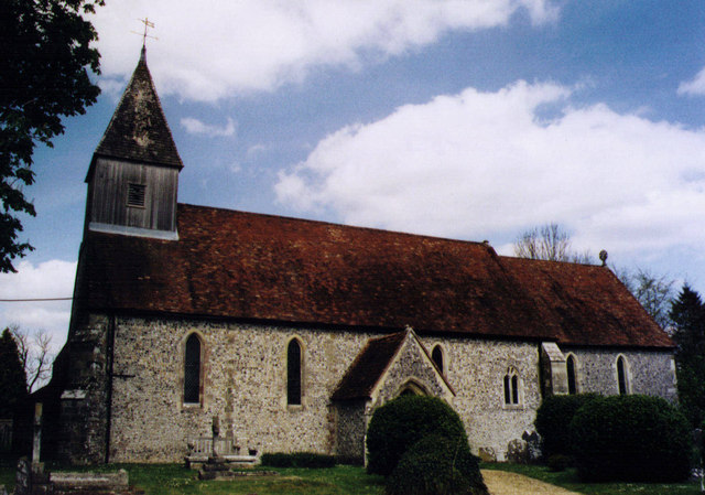 St Peter & St Paul, Exton