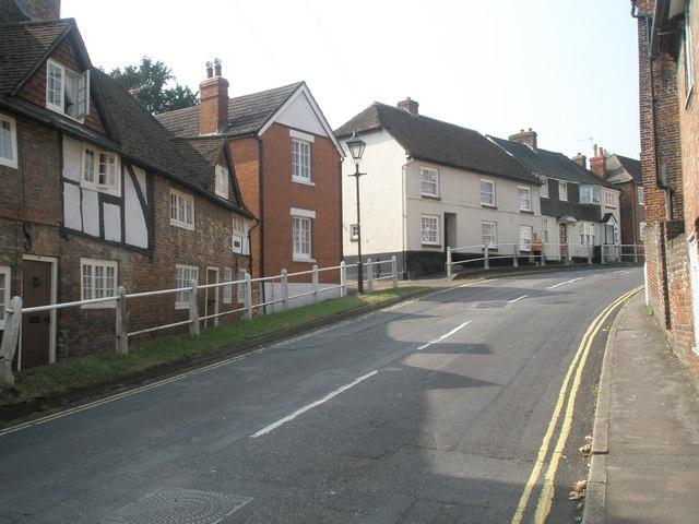 Houses in Bridge Street