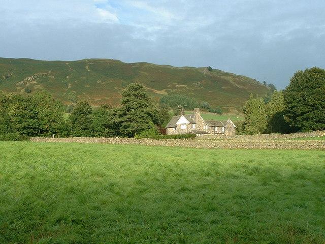 The Old Vicarage Dale Bottom