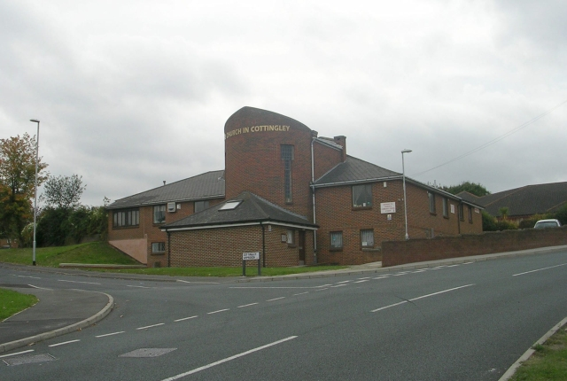 The Church in Cottingley - Cottingley Approach