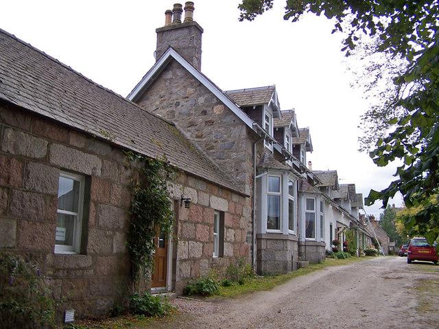 Castleton Terrace, Braemar