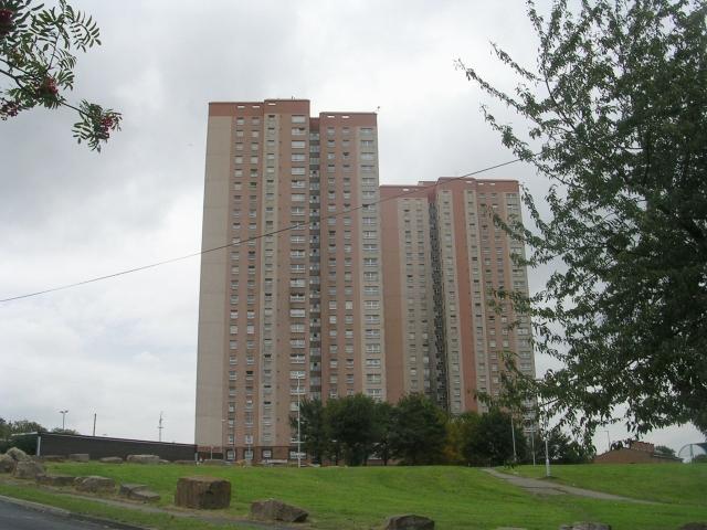 Cottingley Towers - Cottingley Drive