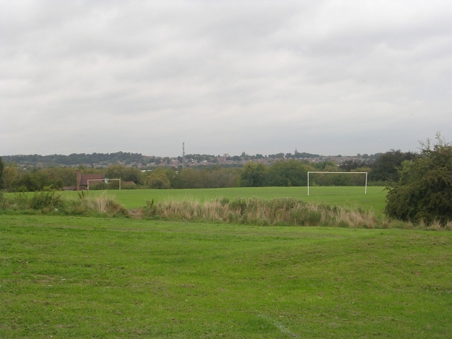 Playing Fields - Cottingley Drive