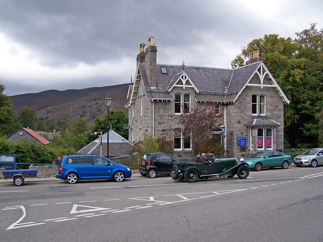 Bank of Scotland, Braemar