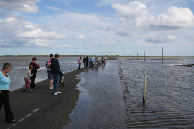 Flooding of the Causeway