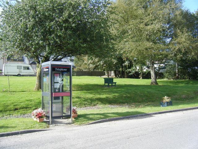 Phone box, Ae.