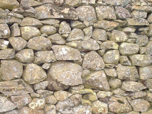 Stone Wall near Sykes